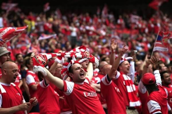 Gooner là tên gọi của người hâm mộ CLB Arsenal